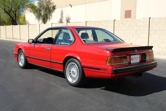 1988 BMW M6 Phoenix, AZ 4