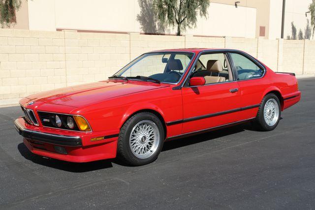 1988 BMW M6 Phoenix, AZ 6