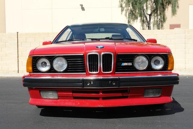 1988 BMW M6 Phoenix, AZ 9