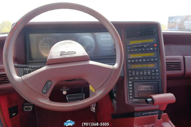 1988 Cadillac Allante' in Memphis Tennessee, 38115