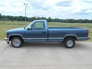1988 Chevrolet 1/2 Ton Pickup LONG BED Blanchard, Oklahoma