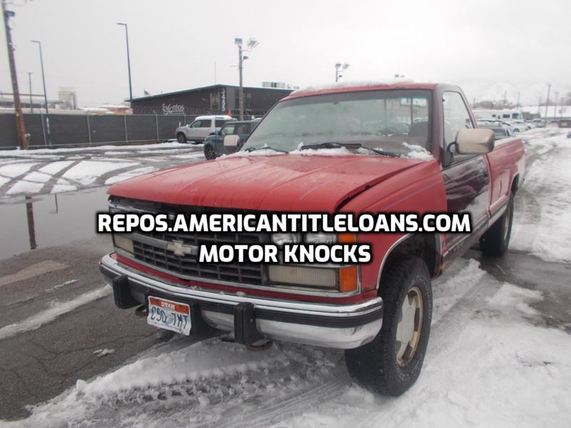1988 Chevrolet 12 Ton Pickups   in Salt Lake City, UT