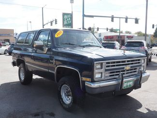1988 Chevrolet Blazer Silverado Englewood, CO 2