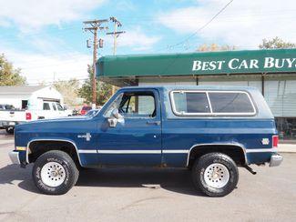 1988 Chevrolet Blazer Silverado Englewood, CO 8