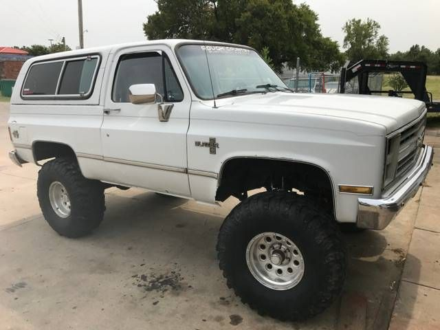 1988 Chevrolet Blazer K-5