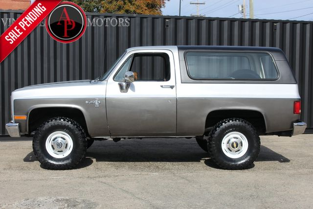 1988 Chevrolet Blazer K5 1 OWNER 71K ORIGINAL MILES