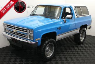 1988 Chevrolet Blazer K5 SILVERADO AC 4X4 BUILT in Statesville, NC 28677
