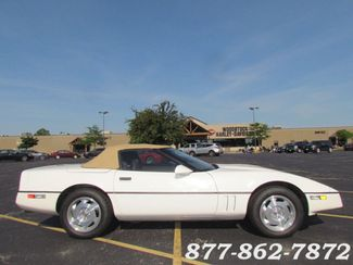 1988 Chevrolet Corvette CONVERTIBLE 4-SPEED MANUAL TRANSMISSION in Chicago Illinois, 60555