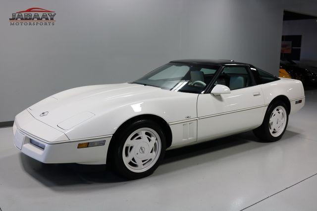 1988 Chevrolet Corvette 35th Anniversary Merrillville, Indiana 22