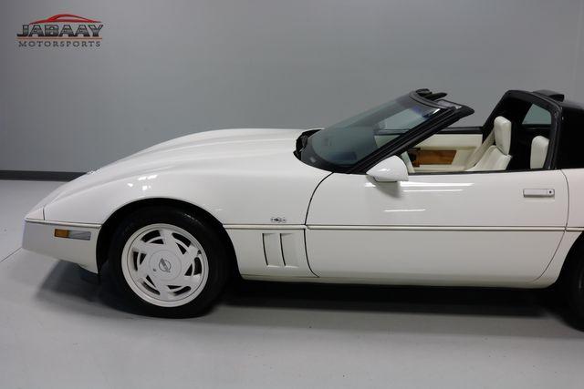 1988 Chevrolet Corvette 35th Anniversary Merrillville, Indiana 29