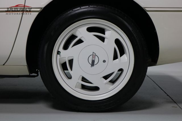 1988 Chevrolet Corvette 35th Anniversary Merrillville, Indiana 42