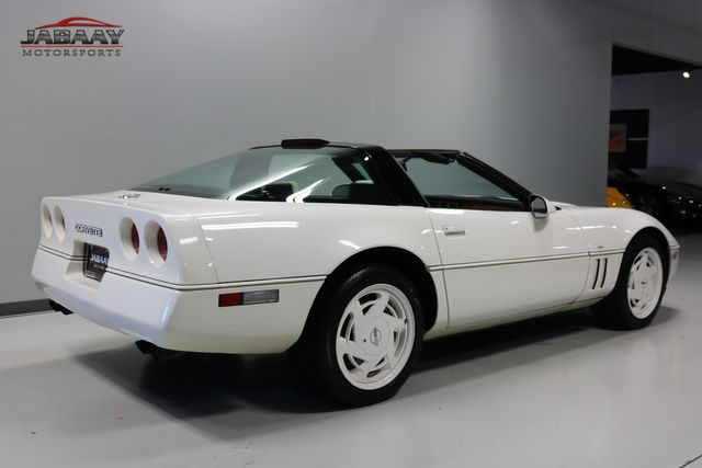 1988 Chevrolet Corvette 35th Anniversary Merrillville, Indiana 4