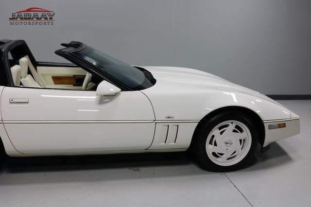 1988 Chevrolet Corvette 35th Anniversary Merrillville, Indiana 36