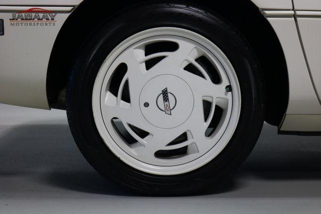 1988 Chevrolet Corvette 35th Anniversary Merrillville, Indiana 43