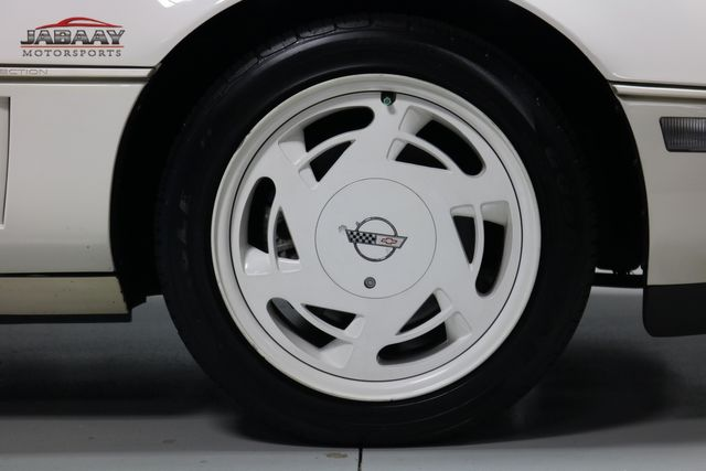 1988 Chevrolet Corvette 35th Anniversary Merrillville, Indiana 44