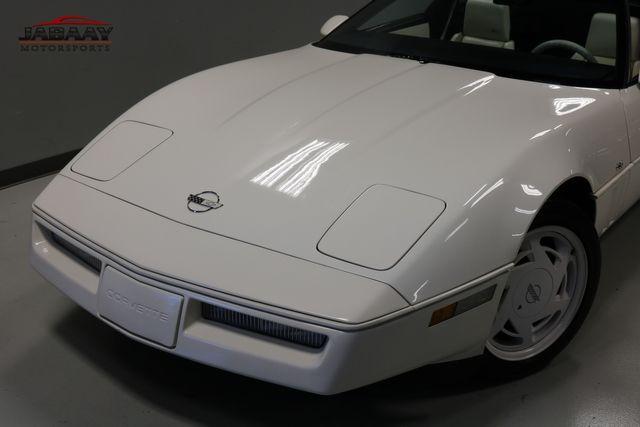 1988 Chevrolet Corvette 35th Anniversary Merrillville, Indiana 27