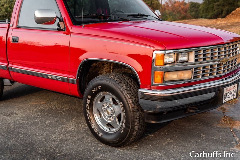 1988 Chevrolet K1500 4x4  Shortbed Fleetside | Concord, CA | Carbuffs in Concord, CA