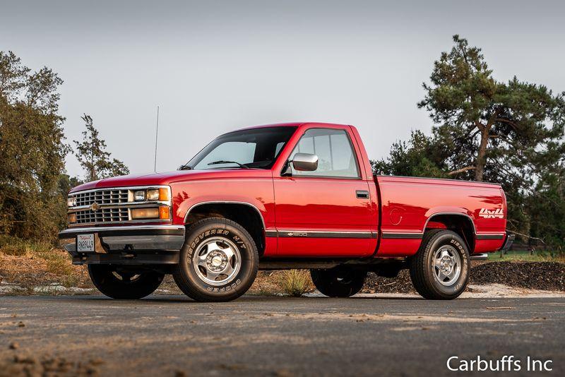 1988 Chevrolet K1500 4x4  Shortbed Fleetside | Concord, CA | Carbuffs in Concord, CA
