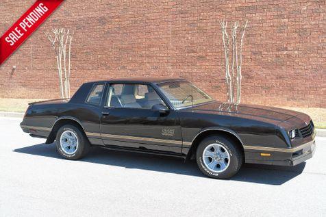 1988 Chevrolet Monte Carlo Sport SS in Flowery Branch, GA
