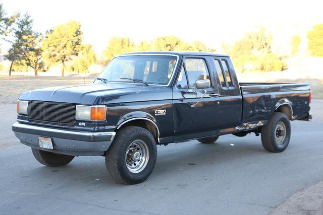 1988 Ford 3/4 Ton Trucks F250 GASOLONE SRW Santa Clarita, CA 1