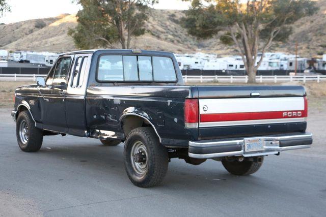 1988 Ford 3/4 Ton Trucks F250 GASOLONE SRW Santa Clarita, CA 5