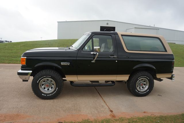 1988 Ford Bronco Eddie Bauer XLT Blanchard, Oklahoma 1