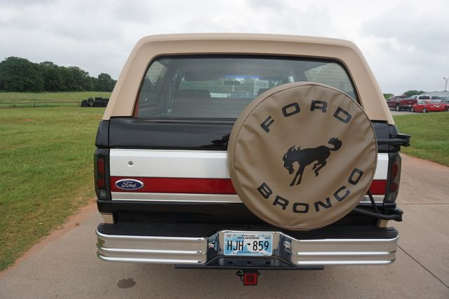 1988 Ford Bronco Eddie Bauer XLT Blanchard, Oklahoma 3