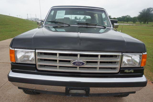 1988 Ford Bronco Eddie Bauer XLT Blanchard, Oklahoma 2