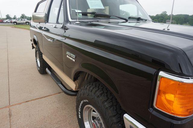 1988 Ford Bronco Eddie Bauer XLT Blanchard, Oklahoma 11