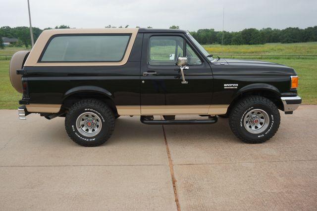 1988 Ford Bronco Eddie Bauer XLT Blanchard, Oklahoma 53