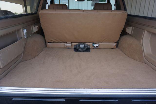 1988 Ford Bronco Eddie Bauer XLT Blanchard, Oklahoma 30