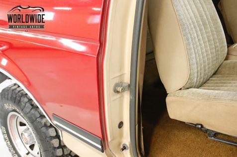 1988 Ford BRONCO  COLLECTOR GRADE 4x4 CONVERTIBLE 2 OWNER  | Denver, CO | Worldwide Vintage Autos in Denver, CO