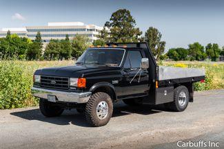 1988 Ford F350 4x4 Flatbed | Concord, CA | Carbuffs in Concord