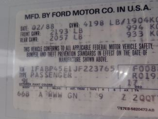 1988 Ford Mustang GT Hoosick Falls, New York 8