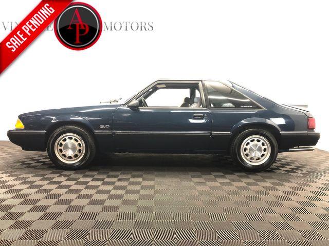 1988 Ford Mustang LX FOX BODY 5.0