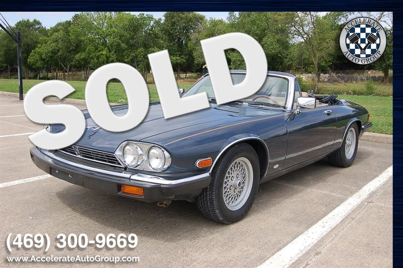 1988 Jaguar XJS-C LOW MILES! in Rowlett Texas