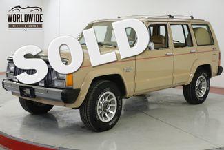 1988 Jeep CHEROKEE in Denver CO