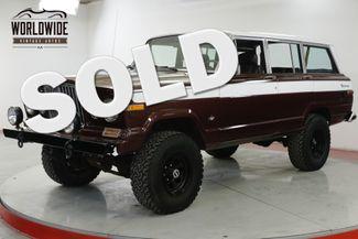 1988 Jeep GRAND WAGONEER CUSTOM 4x4 V8    Denver, CO   Worldwide Vintage Autos in Denver CO