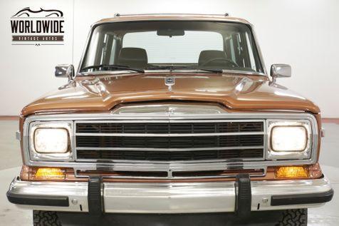 1988 Jeep GRAND WAGONEER 55K ORIGINAL MILES MUST SEE COLLECTOR GRADE | Denver, CO | Worldwide Vintage Autos in Denver, CO