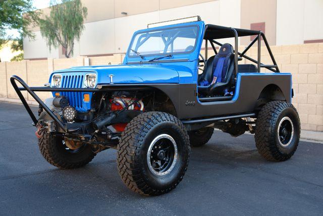 1988 Jeep Wrangler YJ Phoenix, AZ 10