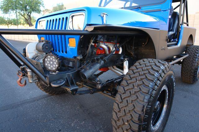 1988 Jeep Wrangler YJ Phoenix, AZ 11