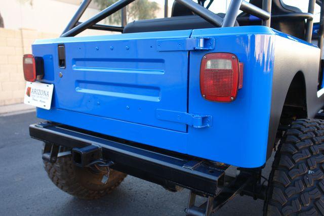 1988 Jeep Wrangler YJ Phoenix, AZ 3