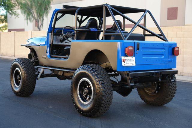 1988 Jeep Wrangler YJ Phoenix, AZ 4