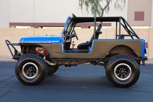1988 Jeep Wrangler YJ Phoenix, AZ 5