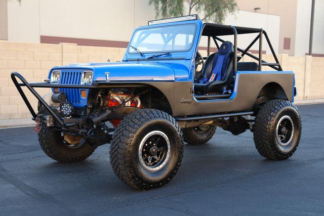 1988 Jeep Wrangler YJ Phoenix, AZ 6