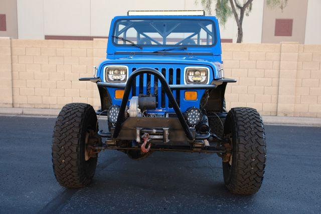 1988 Jeep Wrangler YJ Phoenix, AZ 7