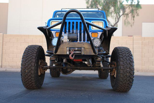1988 Jeep Wrangler YJ Phoenix, AZ 8