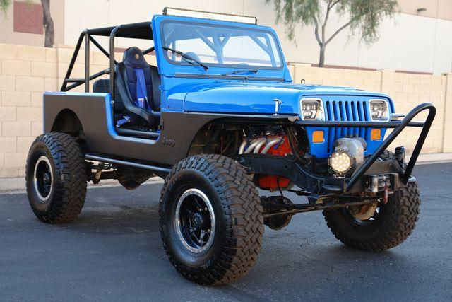 1988 Jeep Wrangler YJ Phoenix, AZ 9