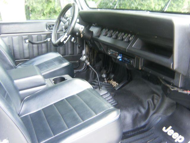1988 Jeep Wrangler Sahara 4x4 West Chester, PA 11