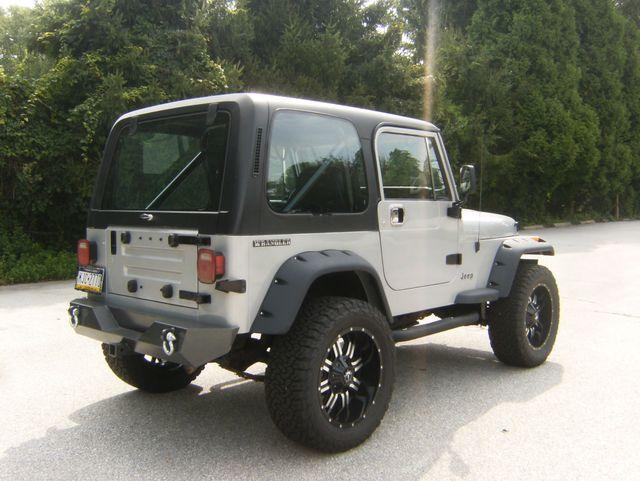 1988 Jeep Wrangler Sahara 4x4 West Chester, PA 2